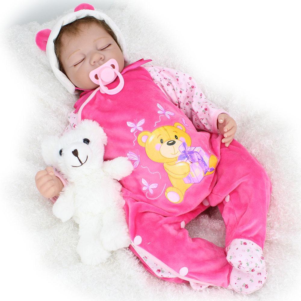 متابعة 2 قطع دمية مصاصة المغناطيس ل reborn doll هوة المهديء دمية واقعية الحلمة هوة مصاصة بيع الوردي الأزرق الأبيض