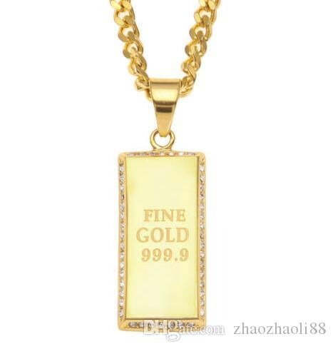 pendant yellow uncategorised image rectangular christopher st gold