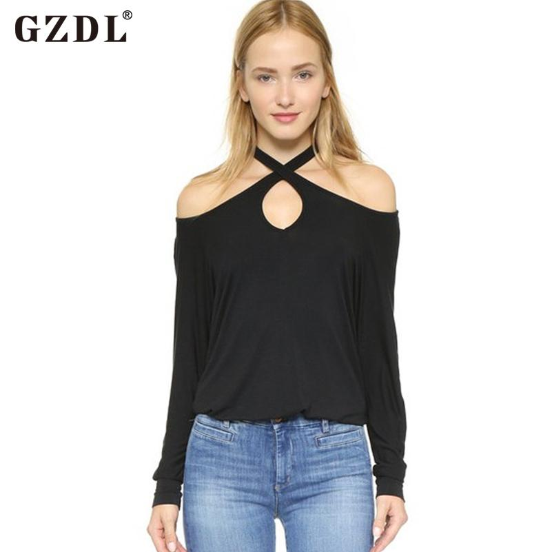 Sexy womens tops with key hole