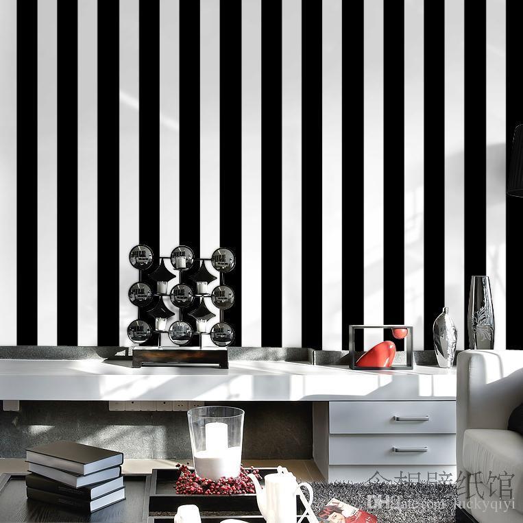 Großhandel Mediterrane Farbe Minimalistischen Schwarz Weiß Vertikale ...