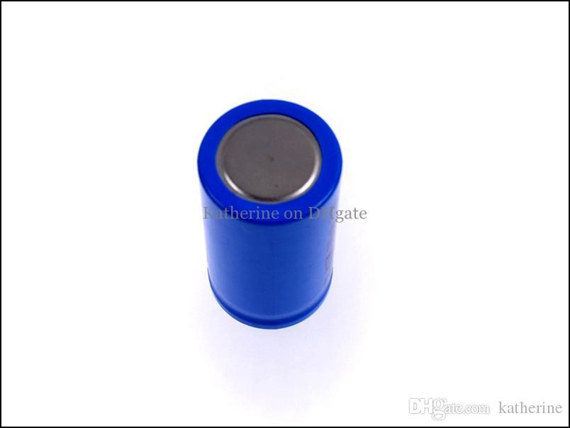 Drene la batería recargable 18350 18650 18650 900mah 2200mah 2500mah 3.7V Li-MN Alta corriente de descarga 35A para el cigarrillo E Nemesis King Mod