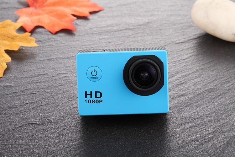 Camcorders Action Camera Cam Car Camera Recorder 1080P Full HD 5.0MP 2.0 Inches Screen Helemet 30M Waterproof DV DVR DHL FREE JBD-D10