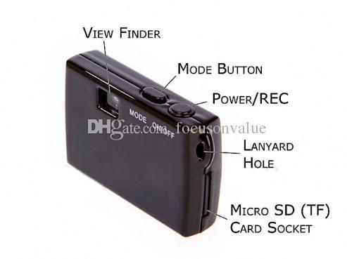 Mini DV HD 5.0Mp 1280x960 mini camera Video recorder PC Webcam Digital Voice Recorder Motion Detection mini DVR Cheap black