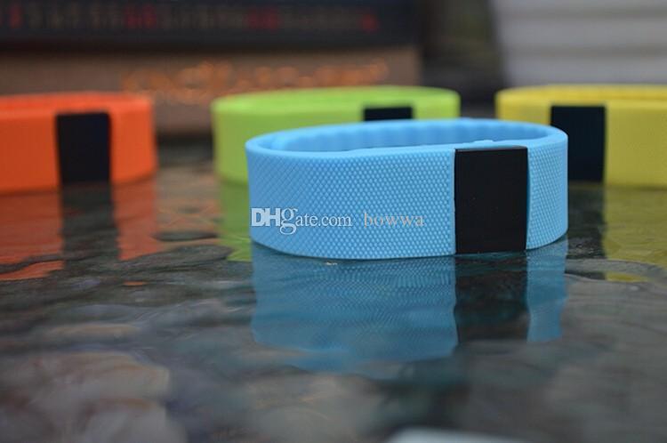 IP67 resistente al agua inteligente pulseras TW64 actividad física bluetooth perseguidor SmartBand pulsera pulsera pulsera de reloj no Fitbit Flex