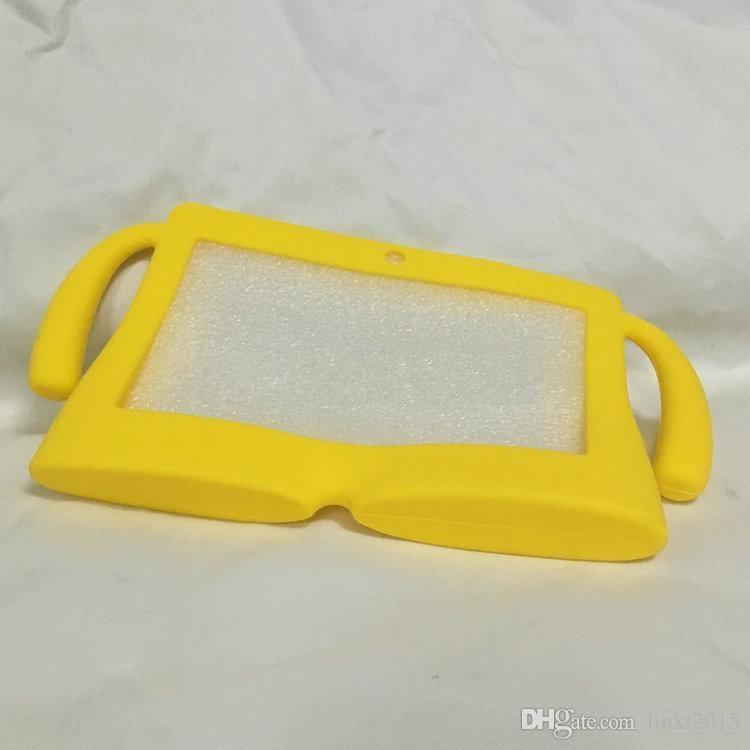 Kids Soft Silicone Rubber Gel Case Cover For 7inch Q88 A13 A23 A33 Q8 Android Tablet PC A-50