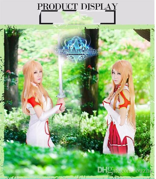 2017 fashion cash new high-quality cartoon anime sword art sexy online Japanese female cosplay sdaojh costume