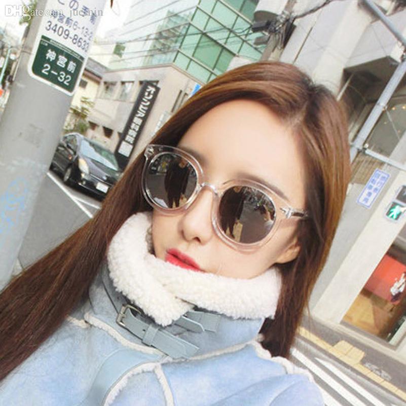 ada56c945c9 Wholesale-2015 Transparent Fashion Sunglasses Women Summer Style ...