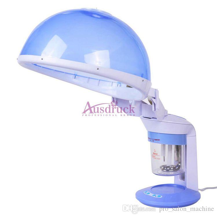 2019 NEW Hot sale home use portable Face & Hair care Mini Facial HOT Steamer Salon Ozone Table Pro Personal use machine TOP Quality