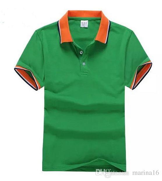 low priced 3598d 063bf Polo-Shirt im Sommer unisex Promotion einheitliche hohe Qualität guter  Preis maßgeschneiderte Logo Mindestmenge 50pcs