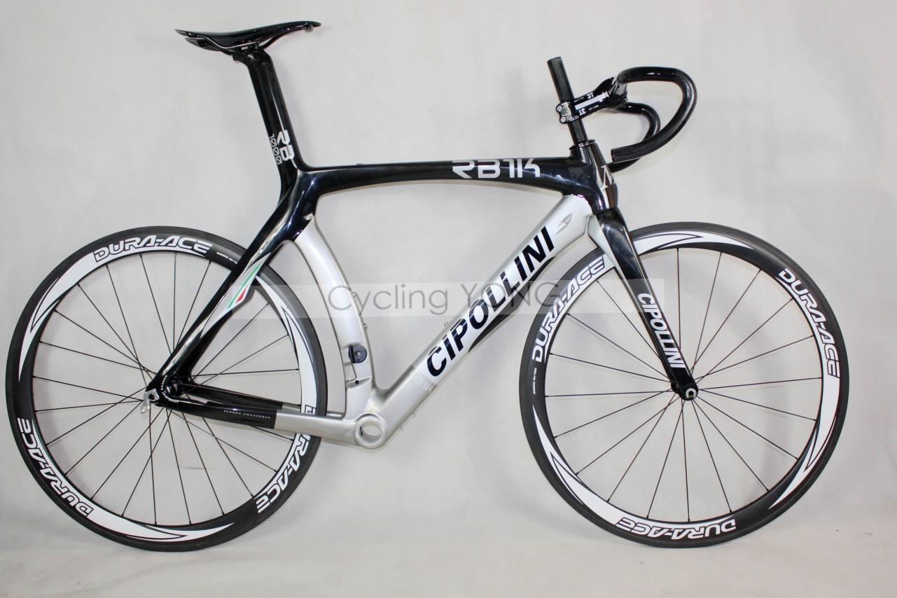 Nueva Llegada Cipollini Rb1k Marco De La Bicicleta De Carbono Fibra ...