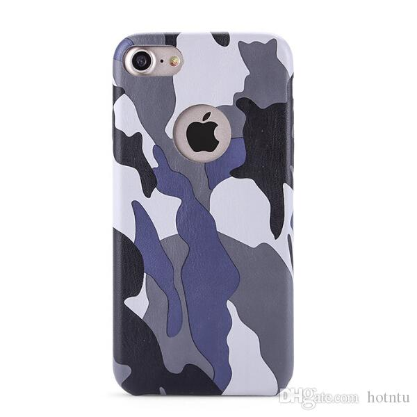 53f60e7456e ... 7 Plus Funda De Camuflaje Del Ejército A Prueba De Golpes Soft TPU  Shell Protector Completo De Camuflaje Contraportada Para IPhone 6s Plus  Personalizar ...