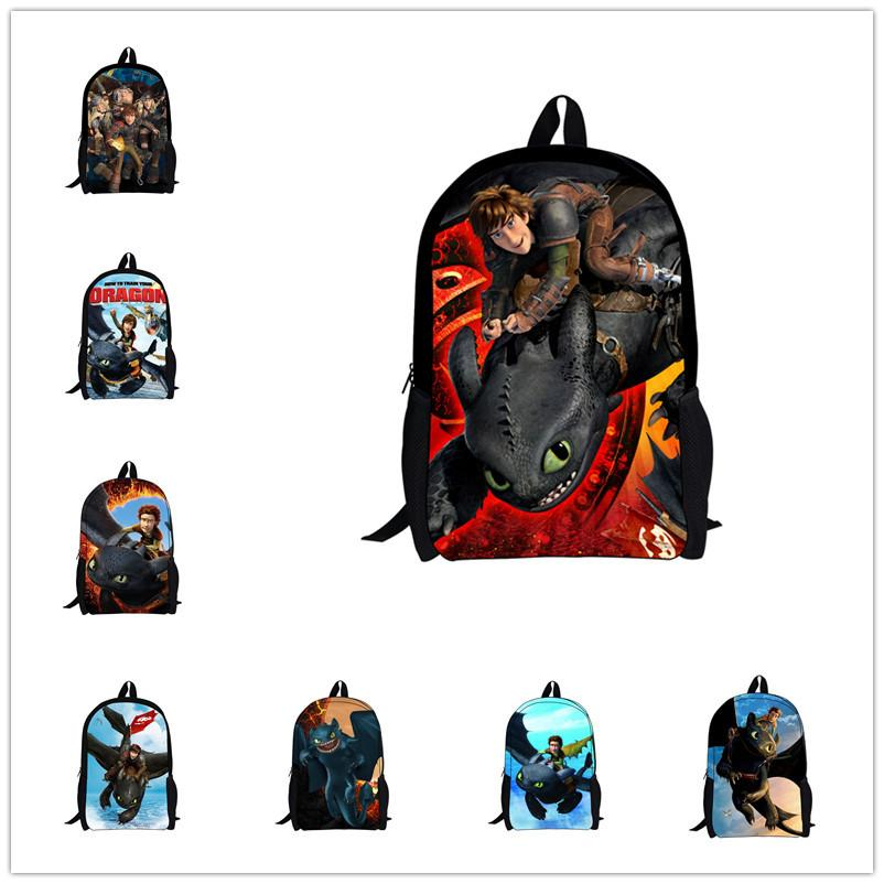 2015 hot how to train your dragon bag kids cartoon school bags boys see larger image ccuart Choice Image
