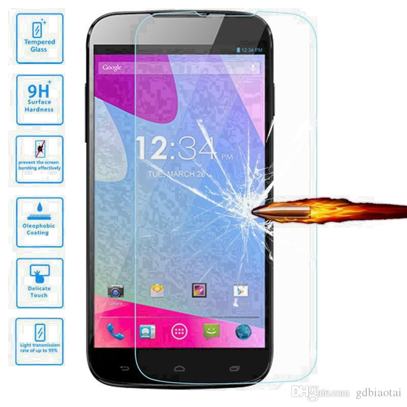 Wholesale High QualityTempered Glass Screen Protector For BLU Studio G/D790U 0.3mm 2.5D Tempered Glass Membrane