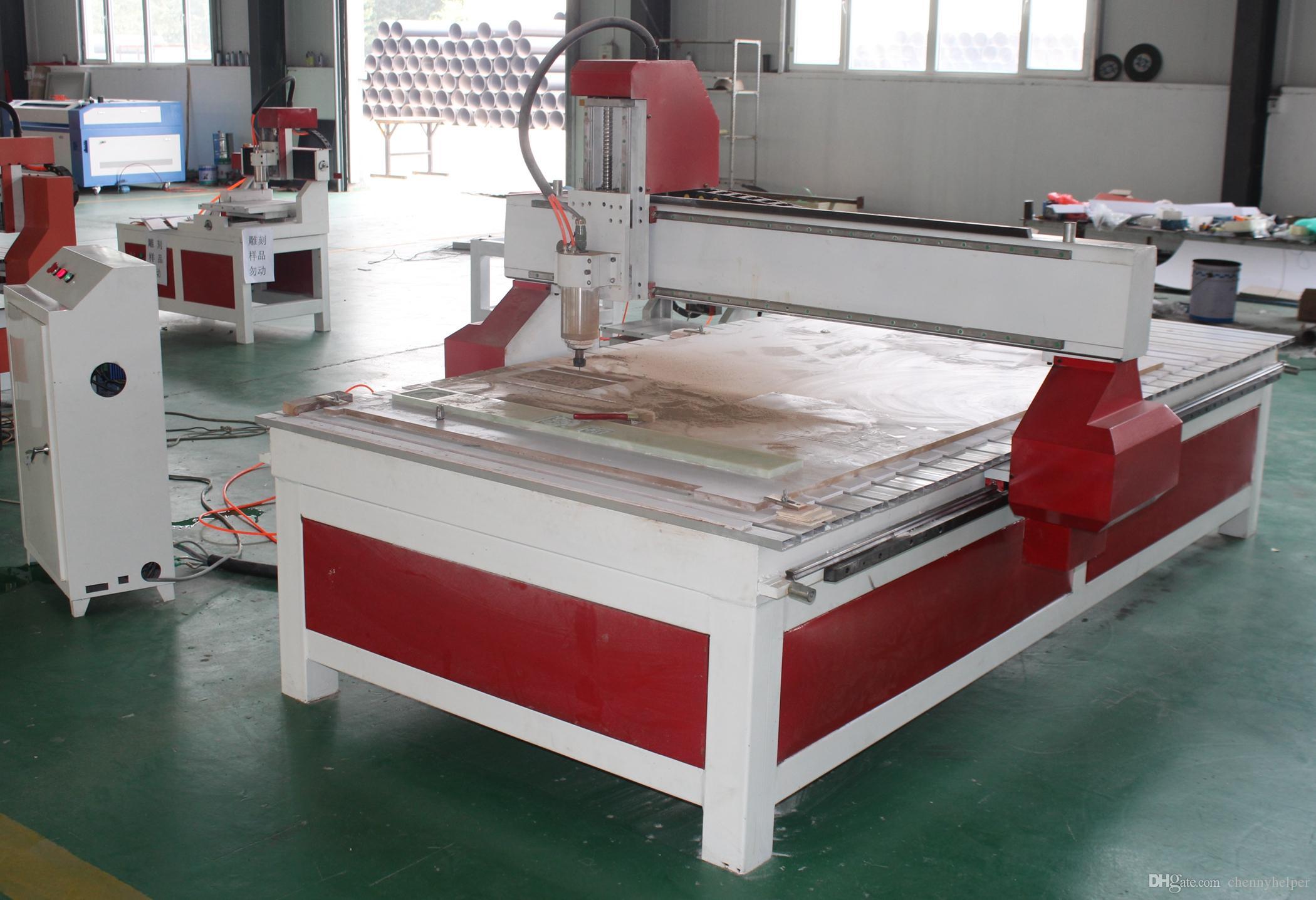 1325хороший характер сервопривода двигателя автоматическая 3d мебель скульптура резьба по дереву фрезерный станок с чпу машина