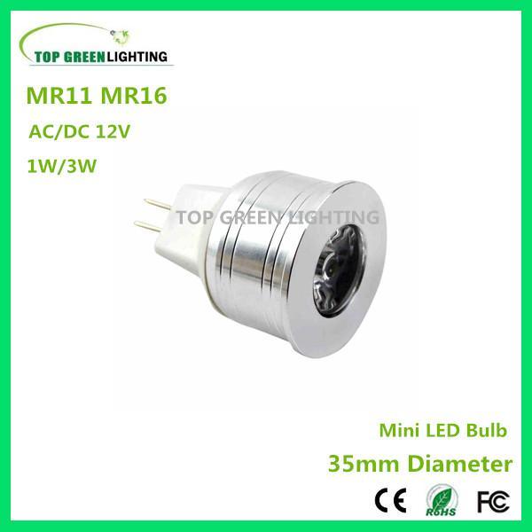 best 2 x led mr11 35mm mr16 mr11 led 12v bulb mini led bulb 1w 3w gu4 mr11 spot lamp g4 led bulb led gu10 bulbs from 769 dhgatecom