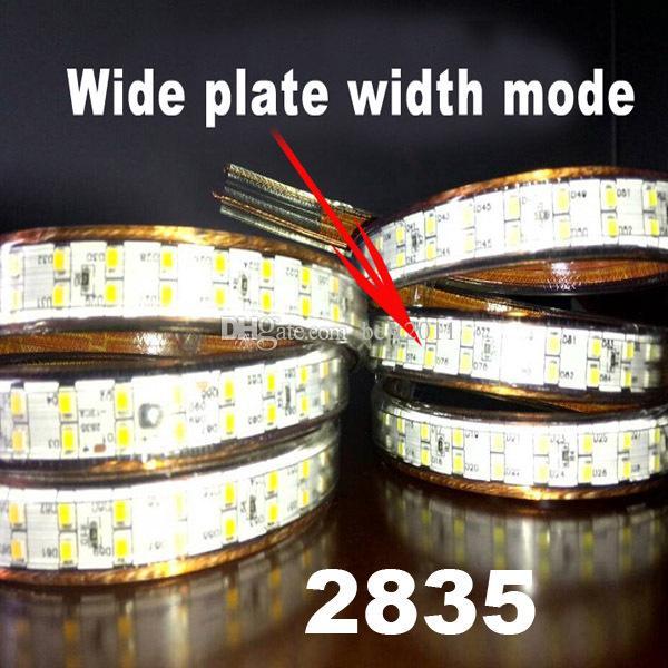 1m 2m 3m 5m Smd2835 Not Waterproo Pir Motion Sensor Bed: High Voltage AC 220V SMD 2835 LED Strips Lighting Double