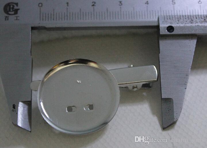 45mm Metal Broche de Cabelo Jacaré Pin Frete Grátis de Alta qualidade Acessórios