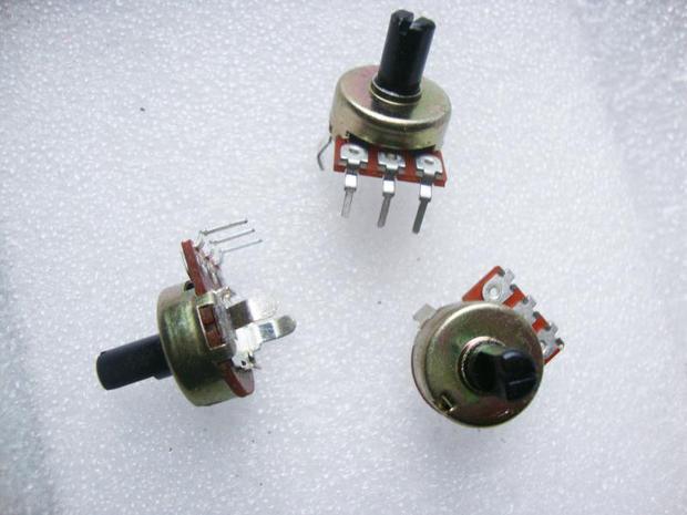 B200k b204 single hi-fi speaker amplifier volume potentiometer 3 10mm stintingly