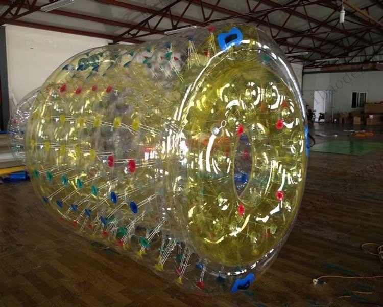 Darmowa Wysyłka PCV Water Walking Ball 2014 Nowy Przybył PVC Water Walking Ball Zorb Ball Zorbing Water Walking Ball Myy10033a