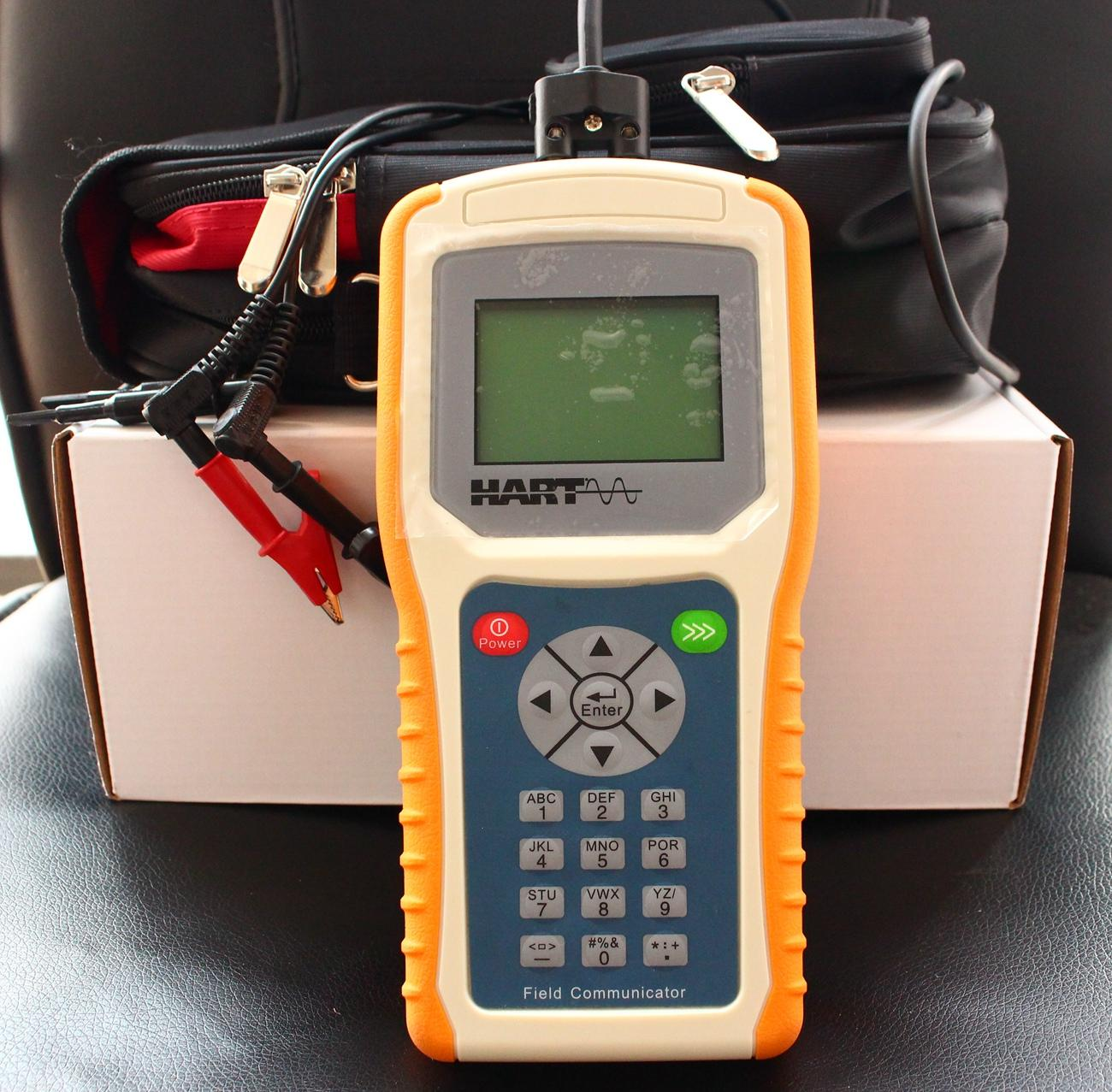Handheld Digital Field Hart Communicator Conform to HCF Protocol Common  Mode -40V