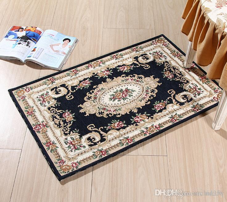 Carpets Mats Rugs Kitchen Living Room Bedroom Doormats Anti Slip Machine  Wash Safe Acrylic Airbnb Style