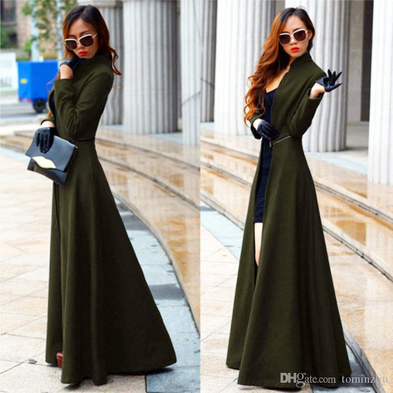 2017 Topomans Wholesale Hot Selling !2016 Winter Wool Coat Women ...