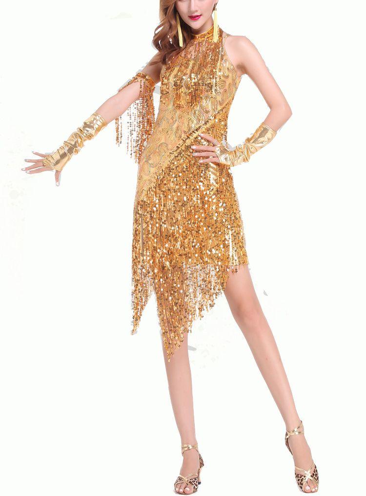 19c52f767c5 Compre 1920 s Das Mulheres Dos Anos 20 Lantejoula Grande Gatsby Flapper  Menina Formal Temático Do Vintage Roupas De Festa Estilo Vestidos De Roupas  Mulheres ...