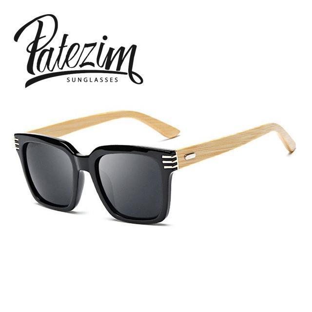 535c1d4ec2785 Compre Atacado Padrão De Armação 2017 Óculos De Sol Woemn NOVA Famosa Marca  Design Óculos De Madeira De Bambu Óculos De Sol De Metal Decoração Oculos  De Sol ...