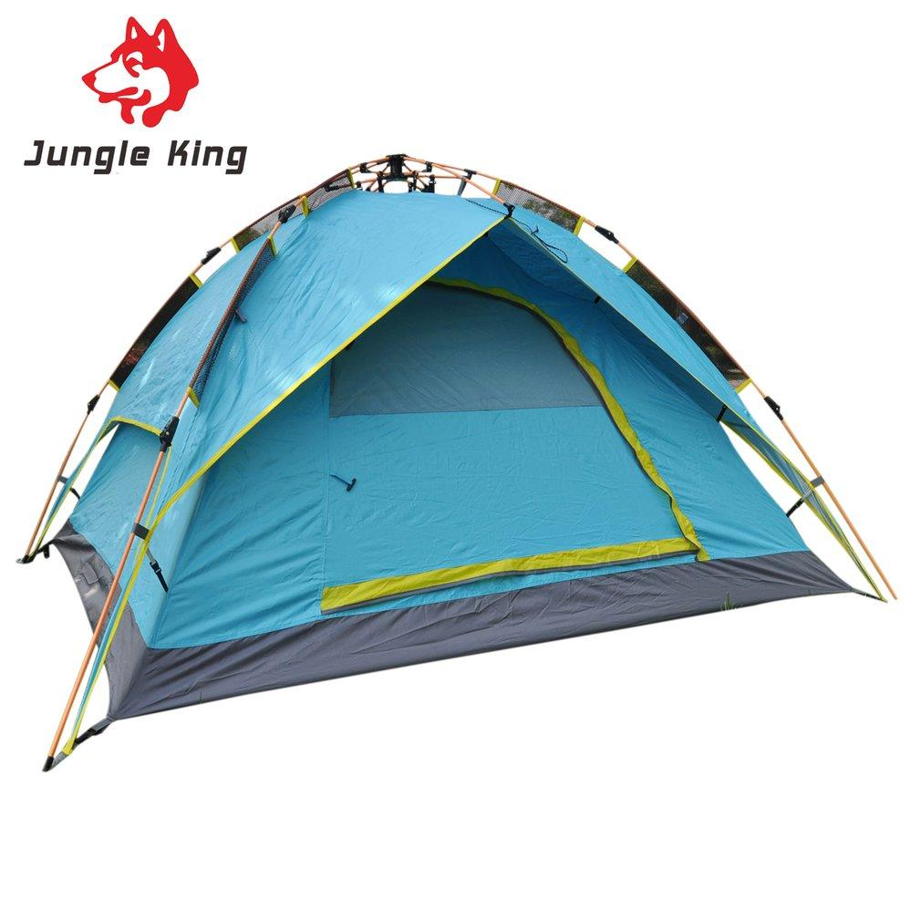 online retailer 4750b ed9fc Wholesale- Multifunctional Automatic Tents Sunshade Detachable Awning  Shelter Waterproof For Hiking Camping fishing Leisure Party Beach