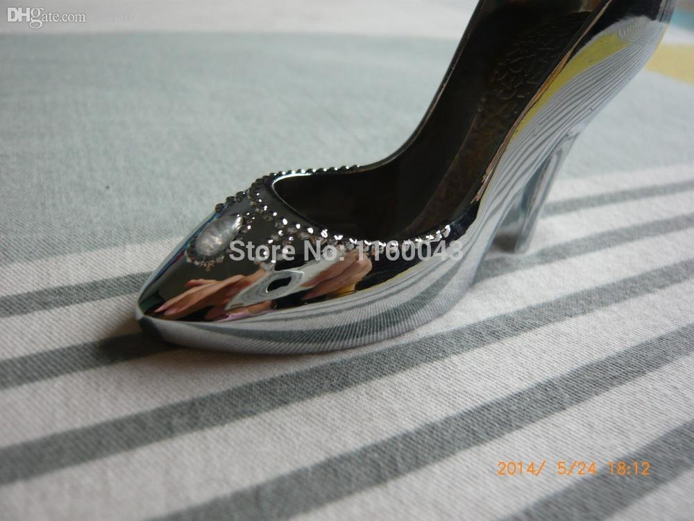 39f6c74f4fee Wholesale-Cinderella Shoe Bottle Opener Wedding Bridal Shower Favor Party  Gifts Shoes Antique Shoes Vogue Gift Charm Online with  310.61 Piece on  Sheiler s ...