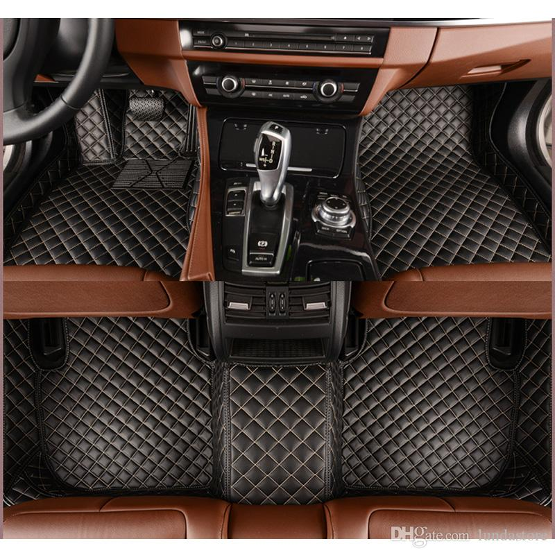 2019 Custom Fit Car Floor Mats For Jeep Grand Cherokee Wrangler
