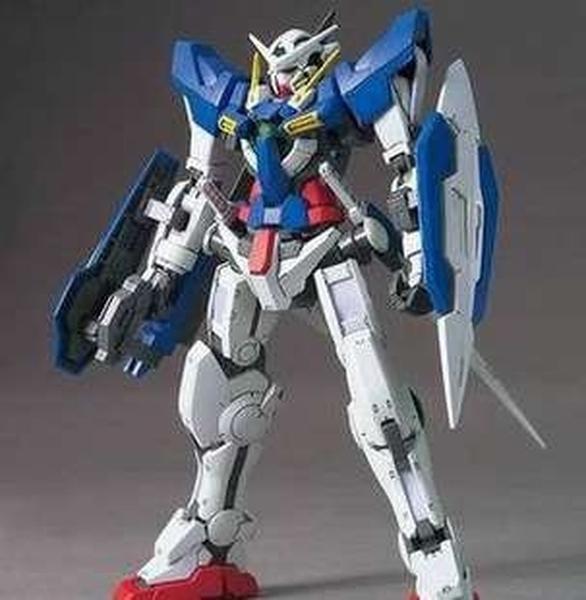 high quality japanese anime gn 001 gundam exia 1 100 robot assembly