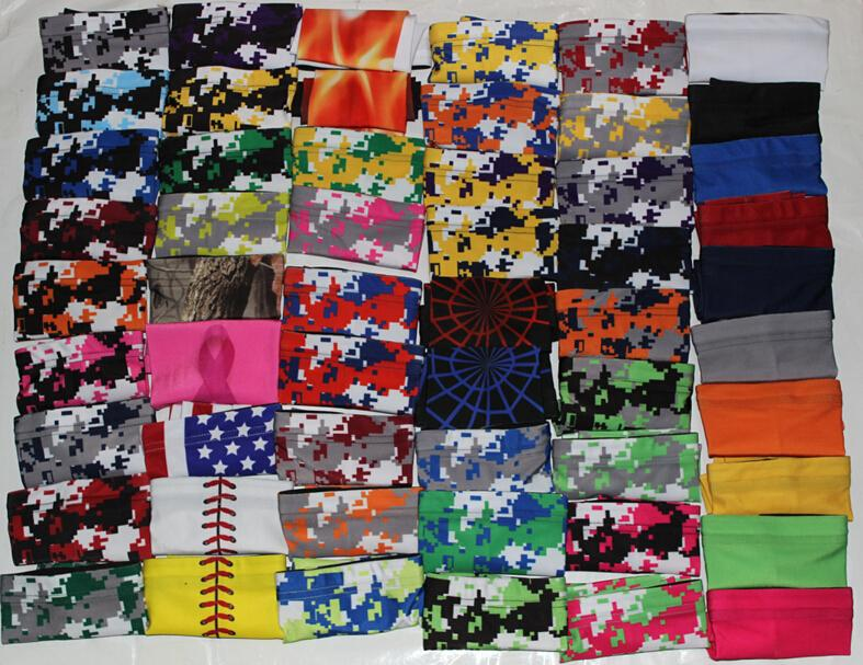 hot selling new cancer breast Digital Camo sleeve Arm Sleeve arm guard for adult and children ALL COLORS AND SIZES
