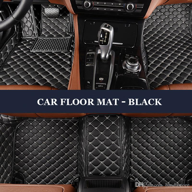 Custom Fit Car Floor Mats For Land Rover Discovery 3 4 Freelander 2