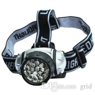 Portable Lighting Waterproof 21 Led Headlamp Light Outdoor Hiking Headlamps LED Headlight Camping Lights Fishing Headlights Flashlight