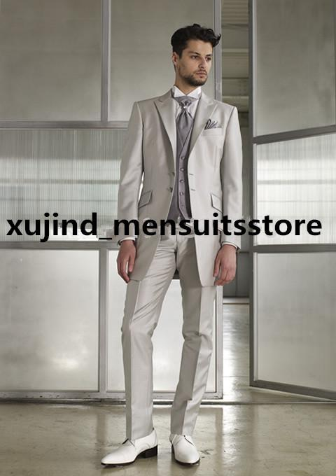 Khaki Slim Fit Suit - Go Suits