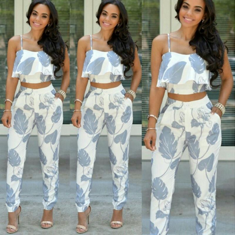 2015 Women Casual Pants Jumpsuits Rompers Sexy Party Rompers Long