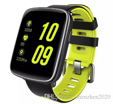Bluetooth smart watch GV68 with waterproof Smart devices update Smartwatch Watches for apple iPhone Android phones 2017