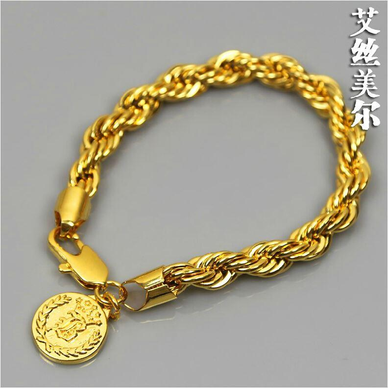 bracelet gold catalog bangle details twisted yellow