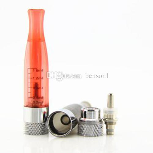 Sale!GS H2 Atomizer GS-H2 Detachable Clearomizer No Wick Replace CE4 Atomizer ego atomizer For Ego-t Battery VS C4 CE5 atomizer