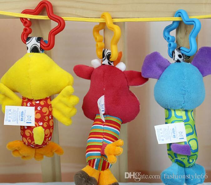 baby toy soft plush toys lovey kids toys for children mobiles baby lathe to hang baby rattles