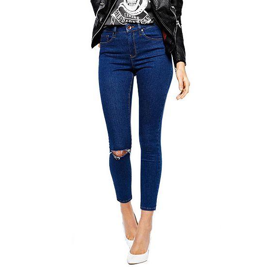 Moto Donne Moto Jeans In In Donne Strappati Jeans Strappati OiwklZuTPX