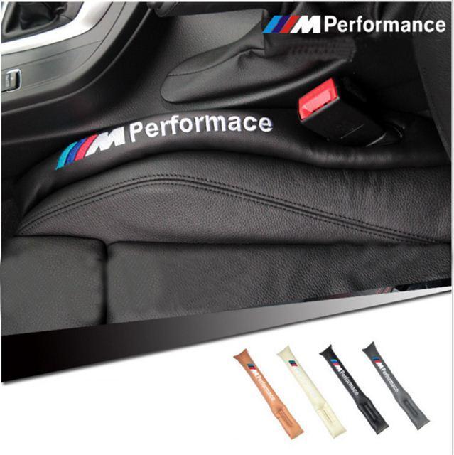 مقعد الفجوة حشو لينة وسادة الحشو فاصل لسيارات BMW E46 E52 E53 E60 E90 E91 E92 E93 F30 F20 F10 F15 F13 M3 M5 M6 X1 X3 X5 X6