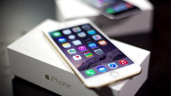 100% d'origine remis à neuf des téléphones portables Apple iPhone 6S 16G 64G 128G IOS Rose Gold 4.7