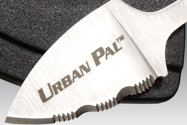 ABS 칼집 무료 배송 새로운 콜드 스틸 URBAN PAL은 작은 고정 블레이드 전술 포켓 나이프 사냥 칼 캠핑 서바이벌 나이프