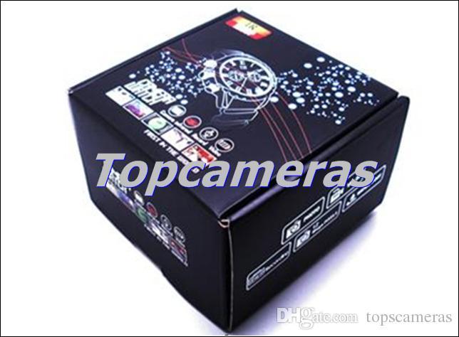 spedizione gratuita 32GB FS10 videocamera Voice Control Full HD1080P visione notturna a infrarossi impermeabile orologio mini dv fotocamera