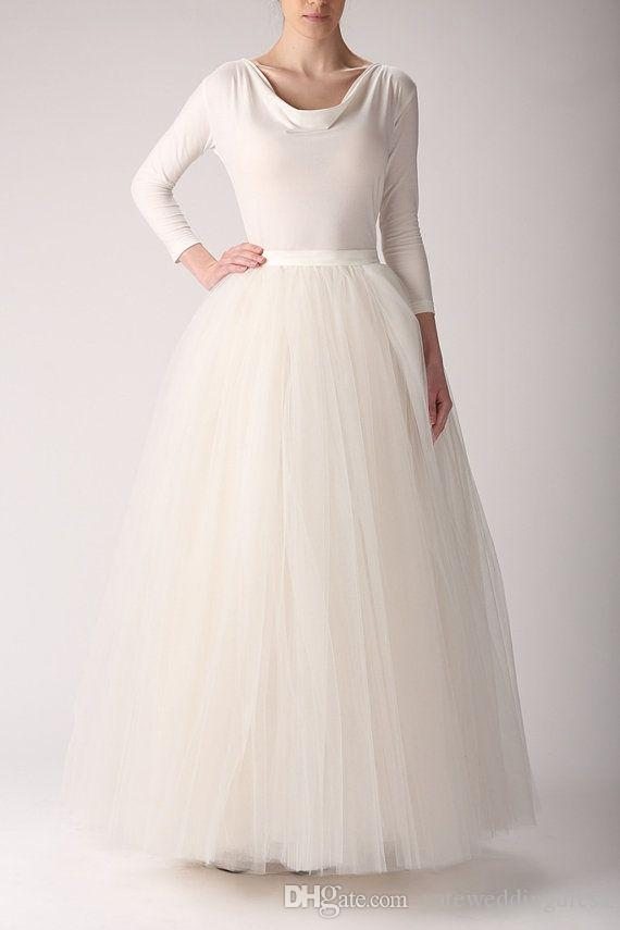 Fashion Simple Women Skirts All Colors 5 layer Floor Length 2015 Adult Long Tutu Tulle Skirt A Line Plus Size Long Skirts