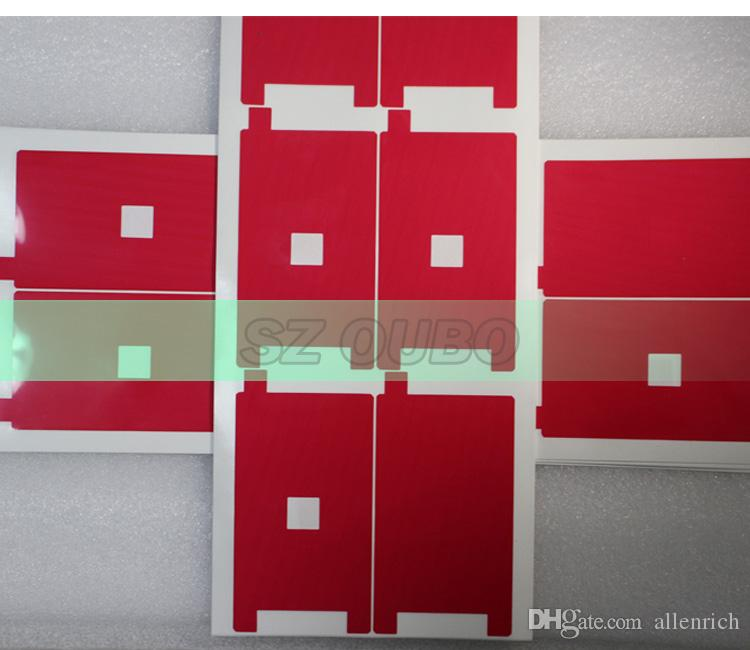 Cell Phone Repair Parts Backlight Sticker Film plastic refurbishment replacement For iPhone 6G DHL