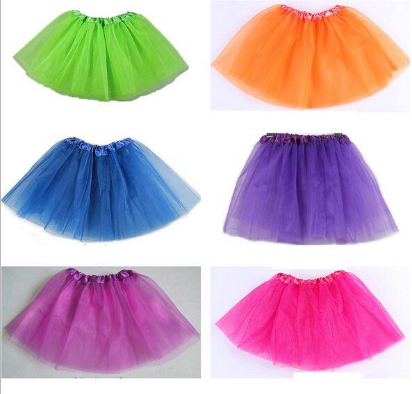 Best Match Baby Girls Childrens Kids Dancing Tulle Tutu Skirts Pettiskirt Dancewear Ballet Dress Fancy Skirts Costume