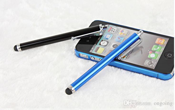 Lápiz táctil capacitivo Pen Touch Pen altamente sensible para ipad Teléfono iPhone Samsung Tablet Teléfono móvil
